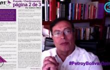"Petro dice que ""desconoce"" a Duque como presidente"