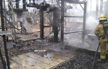 Explosión en subestación afecta servicio de  energía en Cesar y La Guajira