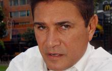 El actor Daniel Alvarado.