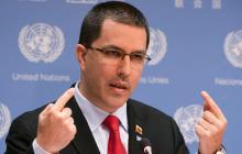 Canciller de Maduro pide inmunidad para Alex Saab