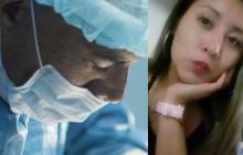 El médico Ignacio Soler Moreno operó a Wendy Bueisaquillo Giraldo, hoy fallecida.