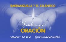 En video | #JuntosEnOración