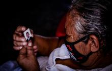 Madre de José Castillo, la víctima 34 de la tragedia.