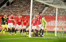 El Southampton le ahoga el grito de victoria Manchester United