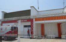 Hospital Materno Infantil 13 de Junio de Soledad, donde murió el adolescente.