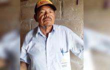 Sabas Méndez, el artista que lucha contra el coronavirus y la indiferencia