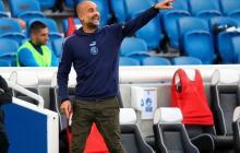 """Guardiola tacha de """"envidioso"""" a Tebas tras criticar el indulto al City"""
