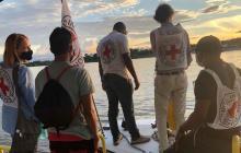 Eln deja en libertad a un menor que tenía en su poder en el Chocó