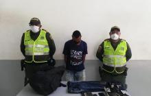 Capturado por el presunto asesinato de un hombre en Puerto Colombia.