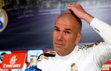 Zidane se molesta al ser preguntado por Gareth Bale