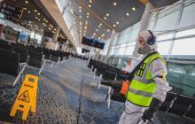Urge reapertura de transporte aéreo y terrestre: gremios
