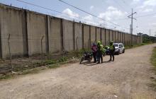 Policía frustra verbena en la cárcel de Ternera