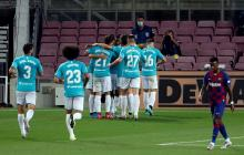 Osasuna 2, Barcelona 1: un final triste