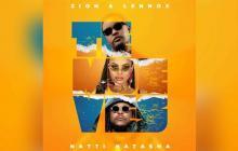 "Zion & Lennox y Natti Natasha lanzan ""Te mueves"", su primer tema juntos"