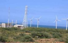 Parque eólico Jepírrachi reinició operaciones en la Alta Guajira