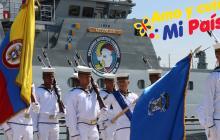 Héroes de la Patria conmemoran el 20 de Julio en Barranquilla
