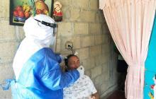 Los casos positivos de la COVID-19 en Sucre ya superan los 4 mil