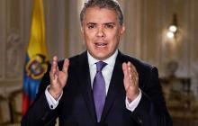 """""""En cada rincón donde hay un colombiano hay pujanza"""": Duque"""