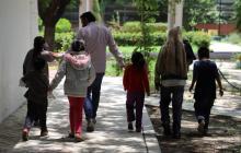 Rescatan a 23 niños de red de trata de personas en el sur de México