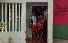 Familia zenú de Maicao pide ayuda