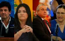 """Los ministros """"caídos"""" por el COVID-19 en Latinoamérica"""