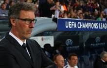 El francés Laurent Blanc sería uno de los candidatos para dirigir al Barcelona.