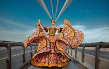 Atlántico participará en festivales virtuales de tradición en el país