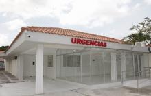 Pabellón UCI del Hospital San Jerónimo de Montería.