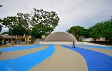 Barranquilla tiene dos nuevas conchas acústicas