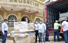 Los bananeros donan a Ciénaga 20 camas y 5 concentradores de oxígeno
