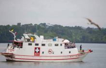Roban el Barco Hospital San Raffaele en Buenaventura