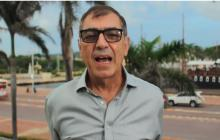 William Dau, alcalde de Cartagena.
