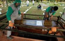 Cifra de muertes por coronavirus sobrepasa las 650.000 a nivel mundial