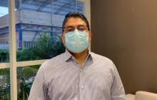 Humberto Mendoza, secretario de Salud del Distrito.