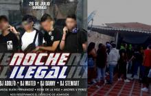 """Policía va tras la pista de organizadores de """"covid-tk"""" en Barranquilla"""
