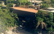Ocupantes de mansión Saab retiran sus muebles: SAE desmiente saqueo