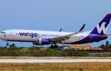 Wingo solicita reducir impuestos a tiquetes aéreos