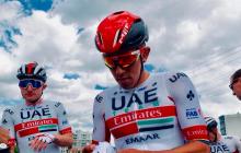 Tres colombianos son aislados en Vuelta a Burgos por contacto con contagiado