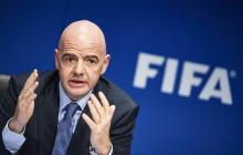 La Fifa explicó que todas las federaciones podrán emplear los fondos en actividades destinadas a reiniciar las competiciones.
