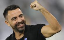 Xavi Hernández anuncia que ya está recuperado de la COVID-19