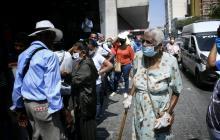 """Actualmente el Gobierno avanza en la """"Toma de municipios"""", búsqueda activa para la identificación de beneficiarios que aún no han cobrado el Ingreso Solidario."""