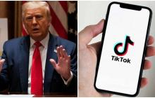 Presidente Trump emitiría orden para prohibir TikTok en Estados Unidos