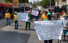Profesores de la Universidad de La Guajira reclaman su sueldo