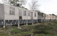 Proyecto de casas palafíticas en Sucre-Sucre está en alto riesgo