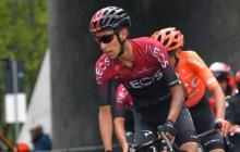 El colombiano Sosa conquistó la etapa reina de la Vuelta a Burgos, superando a Mikel Landa y Remco Evenepoel, quien se llevó el título.