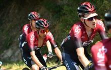 En el grupo cabecero también figuró el colombiano Egan Bernal (INEOS), último ganador del Tour de Francia, que cruzó la línea de meta en sexta posición.