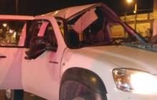 Ataque con explosivo deja tres policías heridos en Soacha