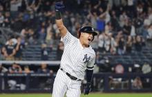 Urshela y Solano, encendidos en la MLB