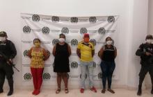 Capturan a seis de la banda 'los suplantadores' que delinquían en La Guajira