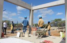 Se reinició la construcción de la pila pública en Maicao